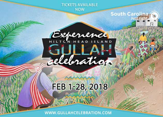 South Carolina SC - Calendar of Events, Festivals - February 2018