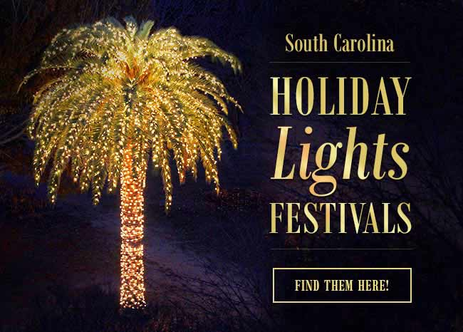 South Carolina SC - Calendar of Events, Festivals - December 2017
