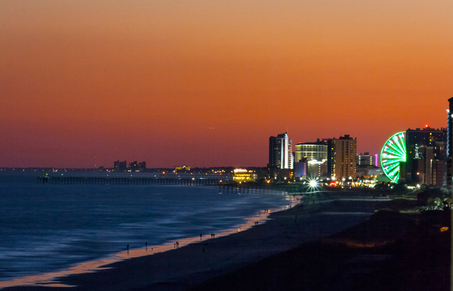 Myrtle Beach South Carolina To Nasville Tennessee