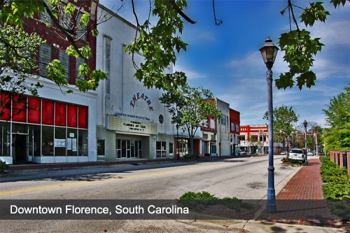 Florence Hotels Find In Sc With Reviews Maps And S
