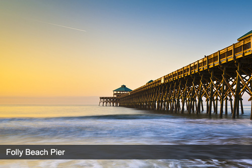 Folly Beach Oceanfront Hotels Motels