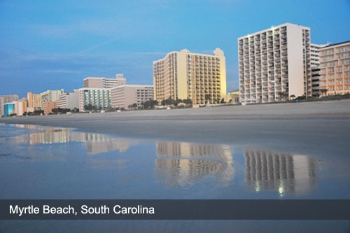 Myrtle Beach Hotels Find In Sc With Reviews Maps And S