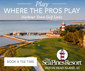 Golf at The Sea Pines Resort Hilton Head Island SC