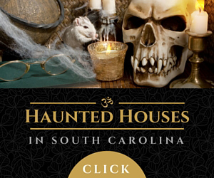 Haunted Houses in South Carolina