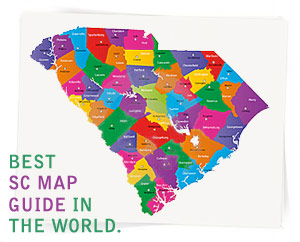 South Carolina Maps