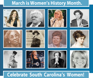 Special Women in South Carolina's History