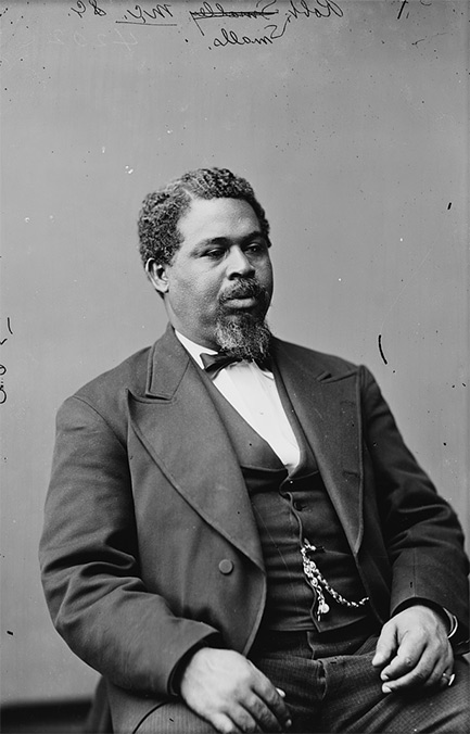 Captain Robert Smalls