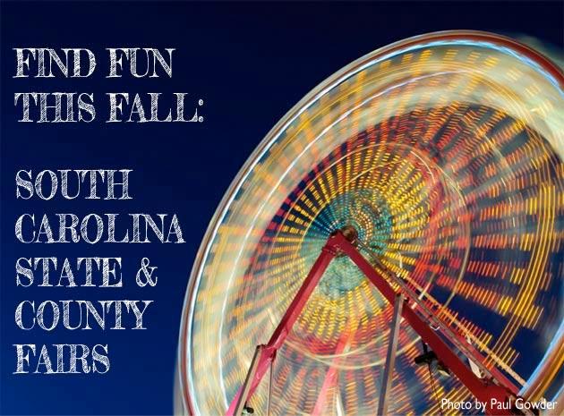 South Carolina State Fairs