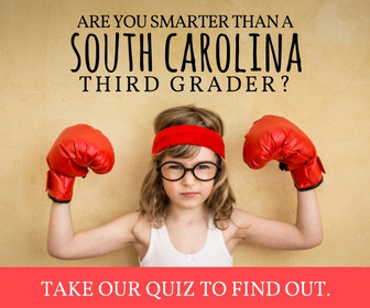 South Carolina History Quiz