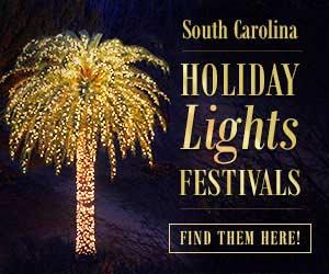South Carolina Christmas Lights: Find SC Holiday Light Festivals ...
