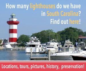 SC Lighthouses