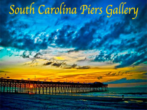 South Carolina Piers
