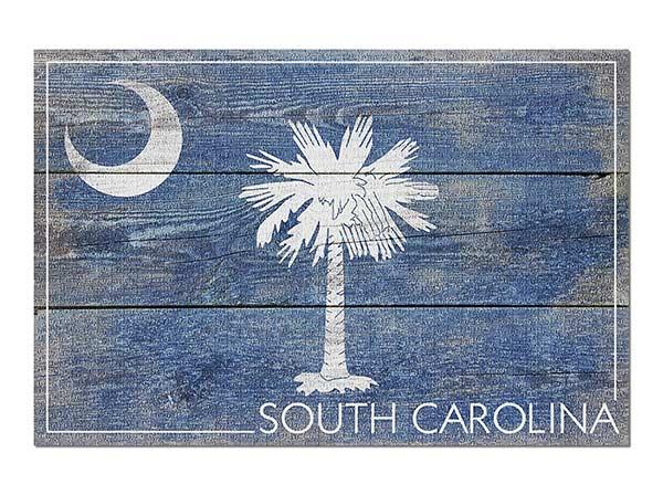 South Carolina Jigsaw Puzzle