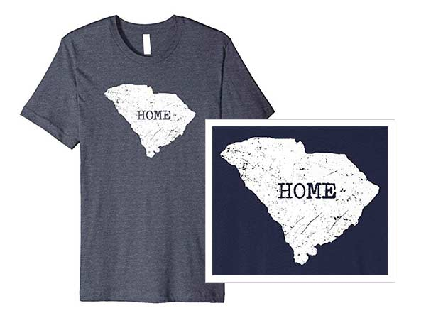 South Carolina T-Shirt