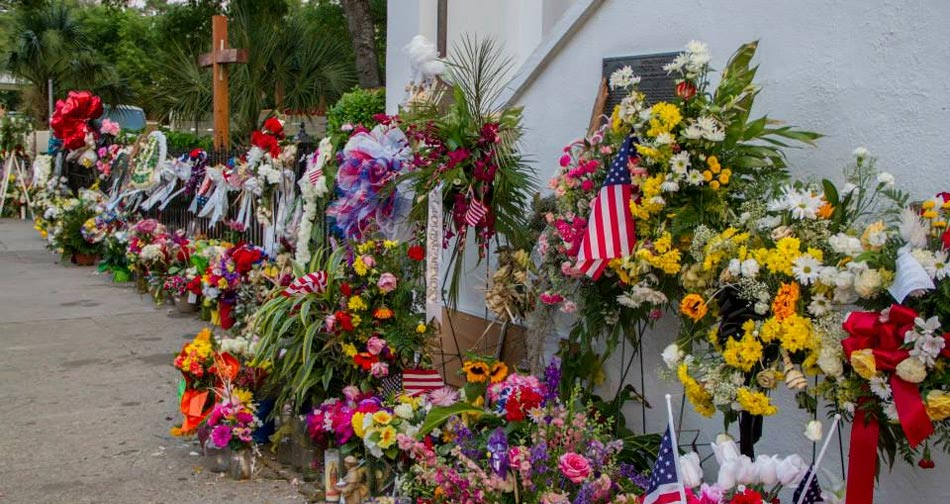 Mother Emanuel AME Church in Charleston
