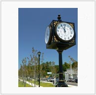 Blackville Town Clock