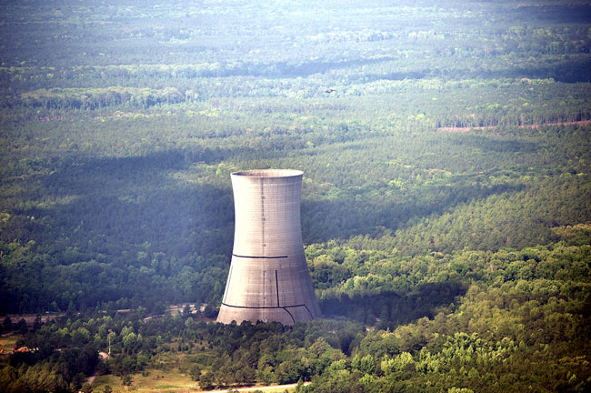 Cooling Tower K Reactor
